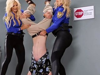 Busty Blondes Brittany Andrews And Nicolette She Fucked By A Fat Cock